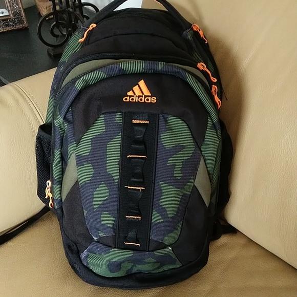 adidas load backpack